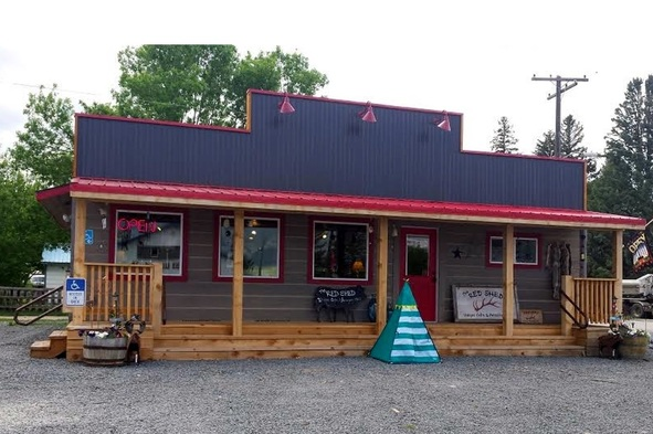 Itu0027s Located In Twin Bridges Right Next To The New Wagon Wheel Steak House  U0026 BBQ!